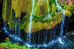 Cascada Bigar Cheile Nerei